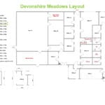 Plymouth 3 Person Office - Devonshire Meadows Office 3 - Floor Plan - The Una Group