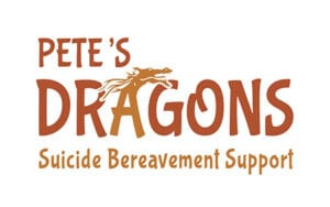 Current Tenants - Petes Dragons Suicide Bereavement Support Logo - The Una Group