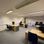 Plymouth 6 Person Office - Airport Business Centre Office 16 - Interior Photo - The Una Group