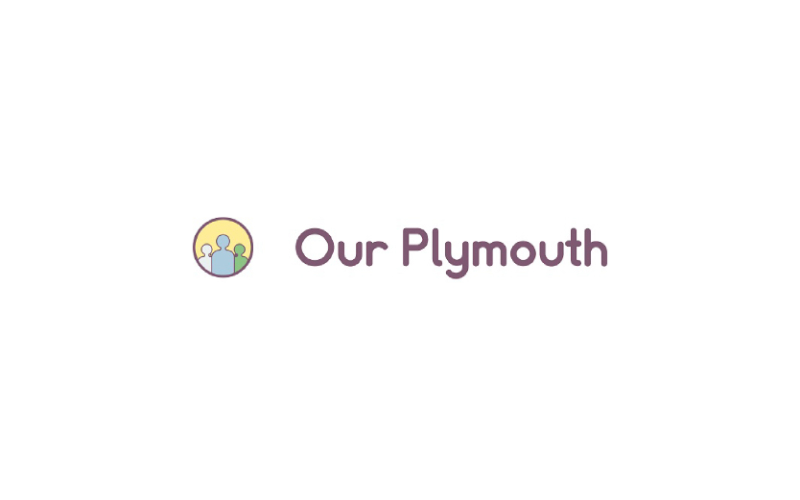 Our Plymouth - Logo - The Una Group